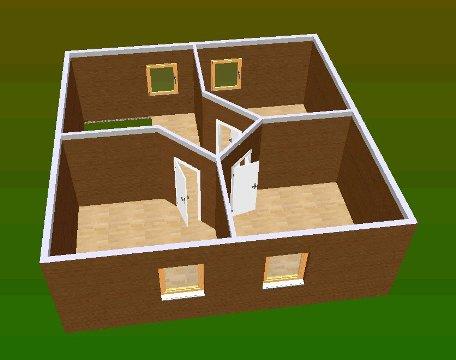Как построить 2-х этажный дом своими руками